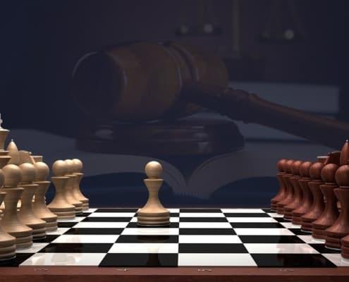 weer aan zet of schaakmat